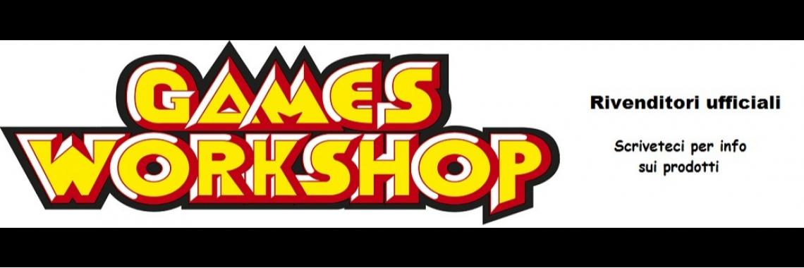Game Workshop rivenditore ufficiale