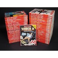 ZONA X Serie completa 1/45 (Bonelli 1992)